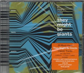 THEY M B G GREATEST HITS - They Might Be Giants