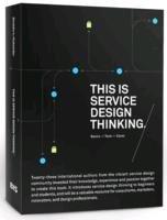 This Is Service Design Thinking-Stickdorn Marc, Schneider Jakob