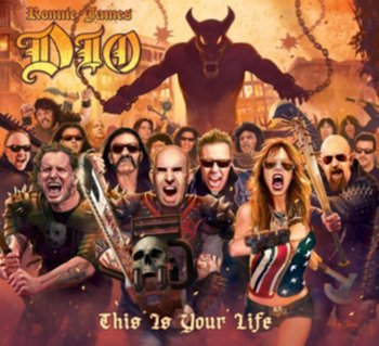 This Is Your Life-Dio Ronnie James