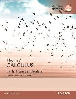 Thomas' Calculus: Early Transcendentals in SI Units-Thomas George B., Weir Maurice D., Hass Joel R.
