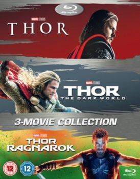 Thor: 3-movie Collection (brak polskiej wersji językowej)-Branagh Kenneth, Taylor Alan, Waititi Taika