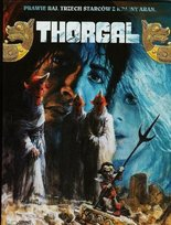 Thorgal. Prawie raj. Trzech starców z krainy Aran