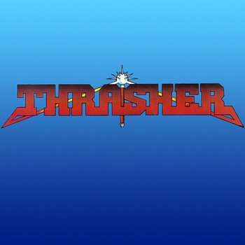 Thrasher Burning At Speed - Thrasher