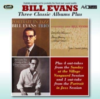 Three Classic Albums Plus-Bill Evans