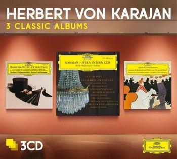 Three Classic Albums-Von Karajan Herbert