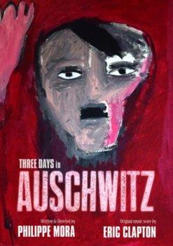 Three Days in Auschwitz (brak polskiej wersji językowej)-Mora Philippe