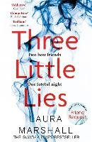Three Little Lies-Marshall Laura
