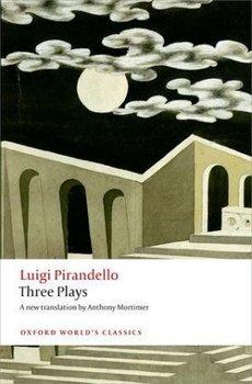 Three Plays-Pirandello Luigi