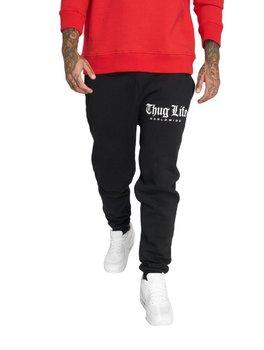Thug Life, Joggery męskie dresowe Digital, czarny, rozmiar XL-Thug Life