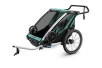Thule, Chariot Lite 2, Wózek do biegania/Przyczepka rowerowa, Morski/Czarny-Thule