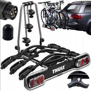 Thule EuroRide 3 (942) bagażnik rowerowy na hak na 3 rowery z wiązką 13 pin-THULE