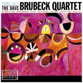 Time Out-The Dave Brubeck Quartet