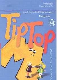 Tip top 1A. Język niemiecki dla klasy 1. Kaseta-Kretek Iwona, Strzemeska Regina