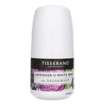 Tisserand, Naturalny dezodorant lawenda i biała mięta, 50 ml-Urtekram