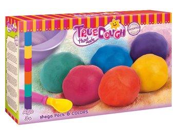 Tisso-Toys, masa plastyczna, zestaw-True Dough