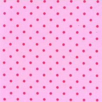 Tkanina bawełniana, punkty, 50x160cm