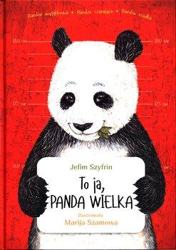 To ja, Panda Wielka-Szyfrim Jefim