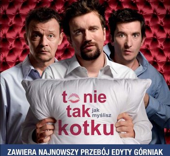 To Nie Tak Jak Myślisz Kotku-Various Artists