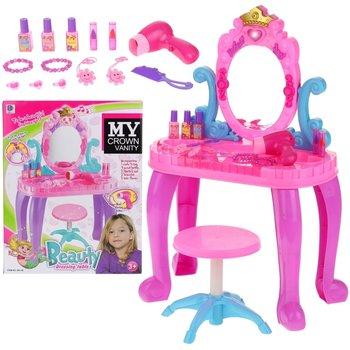 Toaletka dla dziewczynki, zestaw -Urwiskowo