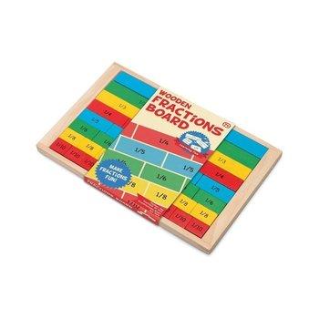 Tobar, zabawka edukacyjna Nauka ułamków-Tobar