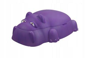 Tobi Toys, piaskownica Ogrodowa Hipcio, 3w1 -Tobi Toys