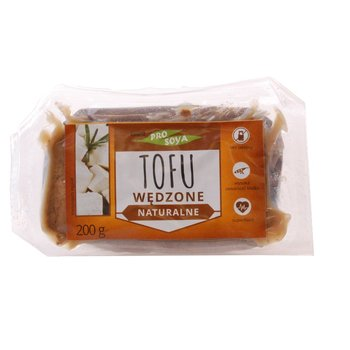 Tofu Naturalne Wędzone Kostka 200 g - Rumix Prosoya-RUMIX PROSOYA