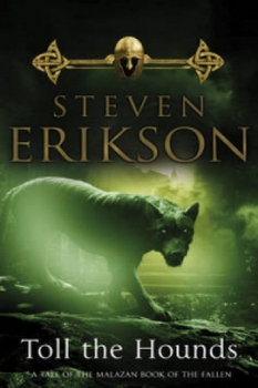 Toll The Hounds-Erikson Steven