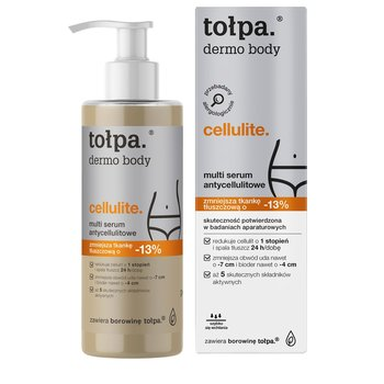 tołpa, dermo body cellulite, multi serum antycellulitowe, 250 ml - tołpa