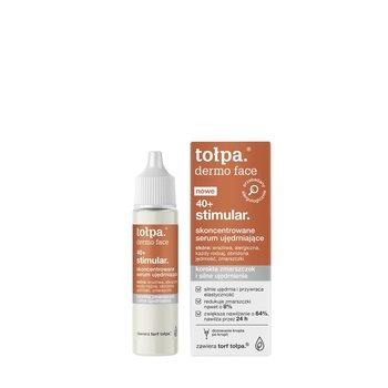 tołpa, dermo face stimular 40 +, skoncentrowane serum ujędrniające, 20 ml-tołpa