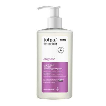 tołpa, dermo hair objętość, pogrubiający szampon zwiększający objętość, 250 ml-tołpa