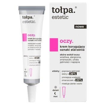 tołpa, estetic oczy, krem korygujący oznaki starzenia, 10 ml-tołpa