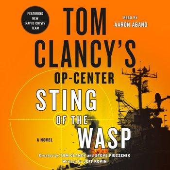 Tom Clancy's Op-Center: Sting of the Wasp-Pieczenik Steve, Clancy Tom, Rovin Jeff