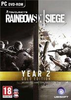 Tom Clancy's Rainbow Six: Siege - Year 2 Gold Edition