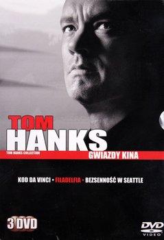 Tom Hanks Kolekcja: Kod Leonarda Da Vinci / Filadelfia / Bezsenność w Seattle-Howard Ron, Demme Jonathan, Ephron Nora