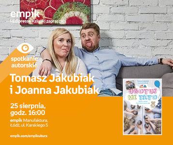 Odwołane - Tomasz Jakubiak i Joanna Jakubiak | Empik Manufaktura