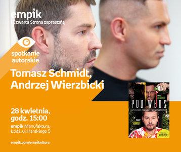 Tomasz Schmidt, Andrzej Wierzbicki | Empik Manufaktura