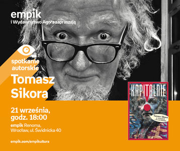 Tomasz Sikora | Empik Renoma