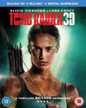 Tomb Raider (brak polskiej wersji językowej)-Uthaug Roar