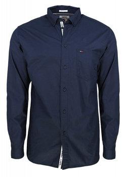 4335cf8399a7f Tommy Hilfiger, Koszula męska, granatowy, rozmiar XL - Tommy ...