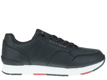 Tommy Hilfiger, Sneakersy męskie, Corporate Leather Sneakers, rozmiar 43-Tommy Hilfiger