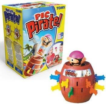 Tomy, gra zręcznościowa Beczka Pirata-Tomy