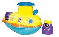 Tomy, zabawka kąpielowa Wycieczka łodzią podwodną