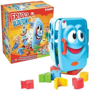 Tomy, zabawka Zakręcona lodówka z klockami Tomy -Tomy