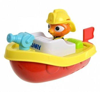 Tomy, zdalnie sterowana łódź strażacka-Tomy