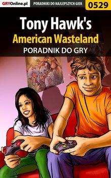 Tony Hawk's American Wasteland - poradnik do gry-Matuszczyk Marcin Hamster