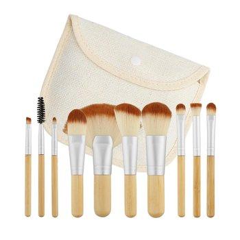 Tools For Beauty, zestaw pędzli do makijażu, 10 szt.-Tools For Beauty