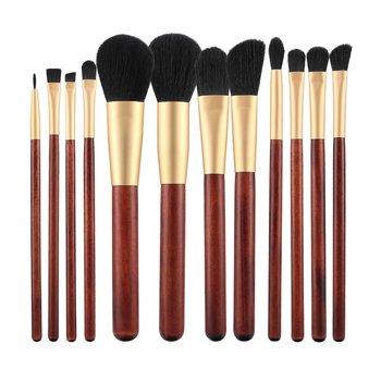 Tools For Beauty, zestaw pędzli do makijażu, 12 szt.-Tools For Beauty