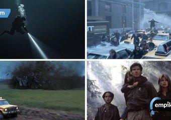 TOP 10 filmów o walce z żywiołem