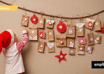 TOP 10 kalendarzy adwentowych dla dzieci. Czekamy na Święta!