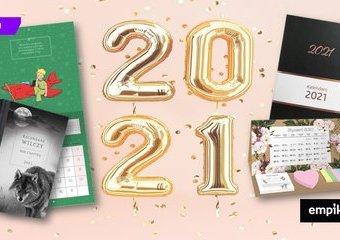 TOP 10 kalendarzy na 2021 rok